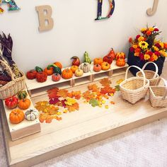"""""""Pumpkin Patch"""" Dramatic Play (from Crozet Play School)"""