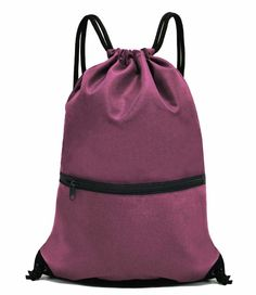 f51f4d42a HOLYLUCK Drawstring Backpack Bag Sport Gym Sackpack - Timeless Product  Unlimited Drawstring Backpack Bag