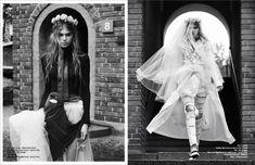 """""""Runaway Bride"""" by Hedvig Jenning - Schön Magazine"""