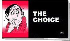 English - The Choice