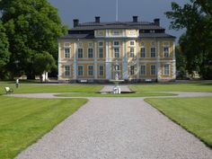 Steninge Palace, Sigtuna, Sweden.