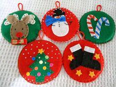 más y más manualidades: Recicla viejos CDs para crear bellos adornos navideños