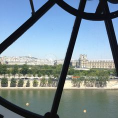 Out the Orsay window