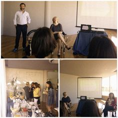 Our first SheHacks Breakfast with Aileen Smith (Head of Ecosystem Development at Huawei Technologies Co., Ltd), Luísa Marques from Exogenus Therapeutics, Ana Bicho from Adclick, Bruna Torres from Facestore and an amazing group of female entrepreneurs. 29th of November 2016