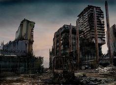 Manchester Apocalypse - MediaCityUKJames Chadderton