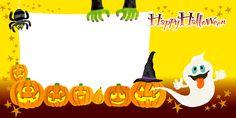 Invitaciones De Cumpleaños De Halloween Para Descargar Gratis 21  en HD Gratis Halloween Invitaciones, Halloween Frames, Classroom Rules, Halloween Birthday, Family Day, Invitations, Instagram, Crafts, Autocad