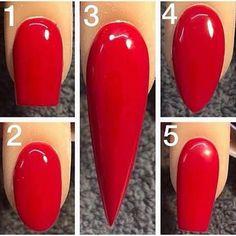 А какая у вас форма ногтей? Поделитесь в комментариях Ставь ❤️ чтобы не потерять Подписывайтесь Всё о стиле @journal_of_style .…