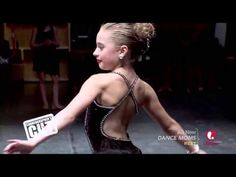 Out Of My Mind - Mackenzie Ziegler - Full Solo - Dance Moms: Choreographer's Cut - YouTube
