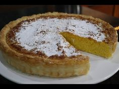Food Cakes, Sweet Recipes, Cake Recipes, Coco, Portuguese Recipes, Canal E, Recipies, Cheesecake, Deserts