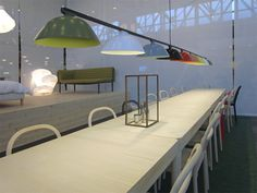 inga sempé: stockholm furniture fair lounge 2012