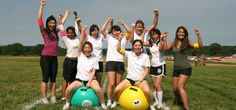 School Sports Day, Surrey - Hen Party Ideas From Hen Party Ideas | The Hen Planner