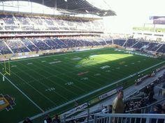 Investors Group Field itt: Winnipeg, MB