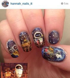 WallE nails
