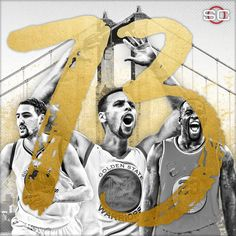 HISTORY! Golden State Warriors finish with the best record in NBA history, 73-9, beating the 1995-96 Chicago Bulls.
