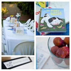 Phoenix Event Planning: Vintage Gg is For Girl Baby Shower