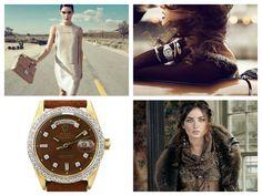 Painel de inspiração marron + Moda | Andrea Velame Blog