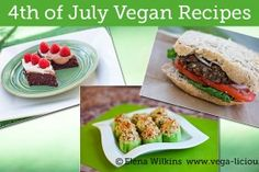 7 Fourth of July Vegan Recipes