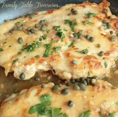 Easy Chicken Piccata Easy Chicken Piccata – Family Table Treasures Related posts:ayirtwoyvsnsuysojlamm White Snowflake Nail Art Designs Elf on the Shelf Ideas for Kids With Messages Which Kids Are Gonna Love - Hike. Healthy Chicken Recipes, Gourmet Recipes, Cooking Recipes, Light Chicken Recipes, Drink Recipes, Easy Recipes, Pollo Piccata, Chicken Piccata Easy, Healthy Recipes