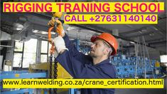 Crane school:-How to get crane operator certification in south Africa? Welding Schools, Crane Mobile, Pipe Fitter, Training Courses, 10 Days, Carpentry, Plumbing, Certificate, South Africa