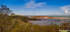 Morro da Pescaria (Praia do Morro) - Guarapari/ES by erlyenm