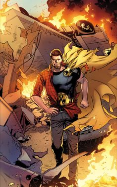 First Look: HYPERION #1 - Comic Vine