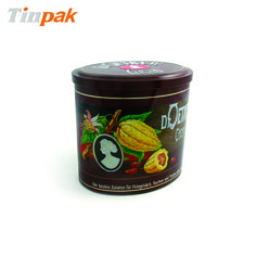 Oval seed tin can. http://www.tinpak.us/OvalTinBoxes.shtml