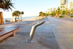 Foreshore Drinking Fountain - Stainless Steel material