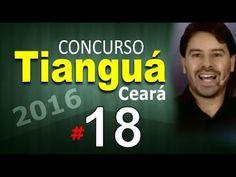 Concurso Tianguá CE 2016 Ceará Informática # 18 - Cargos nível médio com...
