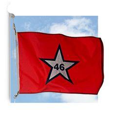 Oklahoma's first flag. 1911-1925