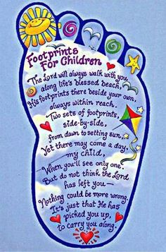 Footprints For Children