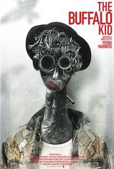 the buffalo kid poster - nicholas a. biagetti