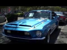 GREAT BUY! 1968 Shelby GT 500 KR crosses the block at NO reserve Auction...
