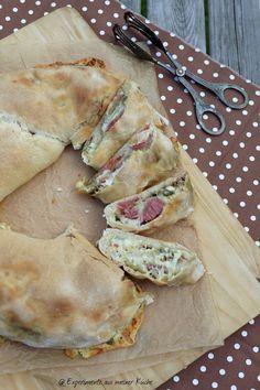 Experimente aus meiner Küche: Tortano #breadbakingfriday