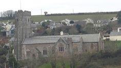Village Church of Stokenham.