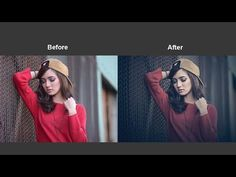 How to add photoshop filters - how to adding dramatic color effect into photo in photoshop Color Grading Photoshop, Color Correction Photoshop, Photoshop For Photographers, Photoshop Photography, Photography Lessons, Creative Photography, Photoshop Filters, Adobe Photoshop, Photoshop Actions