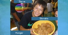 Serve: the Vincentian Family in Slovakia – Fight against Hunger #YVC2015 #ServeYVC