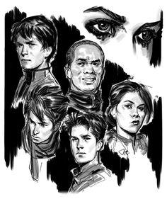 Sketching..., John Grello on ArtStation at https://www.artstation.com/artwork/1bNz8