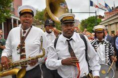 You can't rain on this parade. #NOLA #neworleans #secondlines #parade #bourbonstreet #jazz #music #smooth #jazzmen #frenchquarter #decatur #city #deepsouth #louisiana #roadtrip #travel #igtravel #instatravel #travelgram #wander #wanderlust #instagram #instadaily #vsco #vscocam #nikon #nikond5300 #ballingersdoroam #bbctravel #lovetheworld @bbc_travel by brittannba