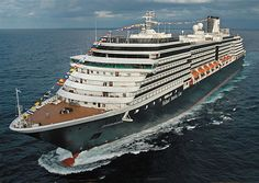 Holland America ms Zuiderdam - sailed a Pacific Coastal cruise on her