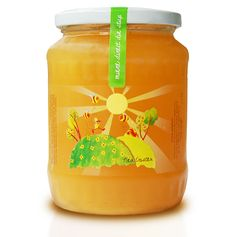 Honey packaging on Behance