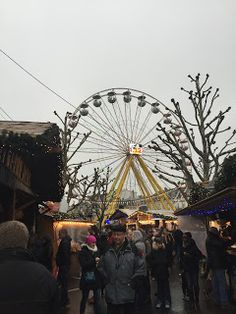 Oh The Places We Will Go: Luxembourg Christmas market 2015