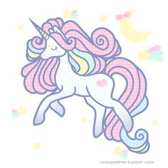 Pretty Pattern Pony unicorn by MissJediflip.deviantart.com on @deviantART