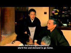 """Chronicles Of My Mother"" recounts the relationship of an author (Koji Yakusho) and his elderly parents. The author has a strained relationship with his father and his mother's (Kirin Kiki) memory grows weaker by the day. A reconciliation is attempted by the son."