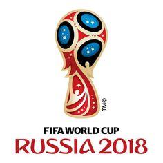 #fifa #wc2018 #logo