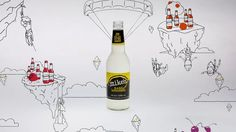 We were very excited when Chicago agency Trisect came to us with a unique take on how to tell the story of the mike's hard lemonade brand.   With a simple illustration style (that is still jam packed with character!) we created a seamless piece, without ever moving the actual product. To accomplish this, we staged a shoot in our very own studio and then had a full team of 2D and 3D animators and illustrator work together to bring all the sky divers, lemon pickers, moped riders and aliens…