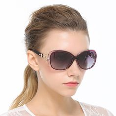 f4abf9c2338 New 2017 High Quality Fashion Sunglasses Women Brand Polarized Reflective  Driving Sun Glasses Summer Shades Eyewear mens fashion casual -- View the  item in ...