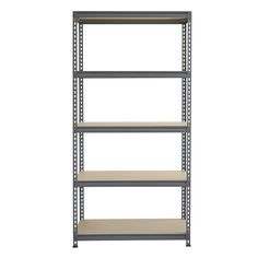 5 Tier Steel Adjustable Storage Rack, Model NO.: LDL036 Weight: 1000kgs Closed: Open Development: Conventional Serviceability: Common Use Trademark: Landor Transport Package: Carton and Pallet Specification: H1830xW910xD410 Origin: Hebei, China HS Code: 73269090, Port: Tianjin, China         Production Capacity:400PCS/DayPayment Terms:L/C, T/T                          Usage:Tool Rack, Supermarket, Warehouse Rack, HomeMaterial: SteelStructure: ShelfType: Boltless/Rivet RackingMobility… Storage Rack, Storage Shelves, China Storage, Steel Shelving, Tool Rack, Steel Racks, Steel Structure, Particle Board