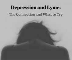 By Amber Ellis If Lyme didn't have enough symptoms to go around, add depression to the list. As with any multi-systemic infection, the nervous system is not an exempt target. Changes to the brain and nervous system result in depression, as well as irritability, anxiety, apathy, depersonalization, and other mood imbalances. The medical community calls...Read More »