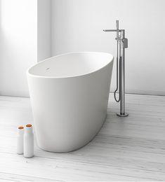 Thinthing #bathtub by Inbani. #bathroom