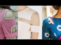 latest shoulder cut neck design | shoulder cut sleeves design 2017 | by beautiful you - YouTube